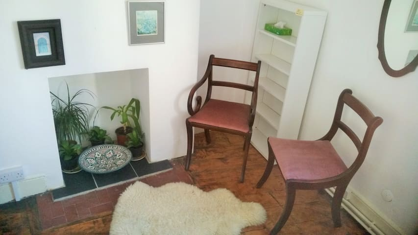Double Room in the heart of Machynlleth