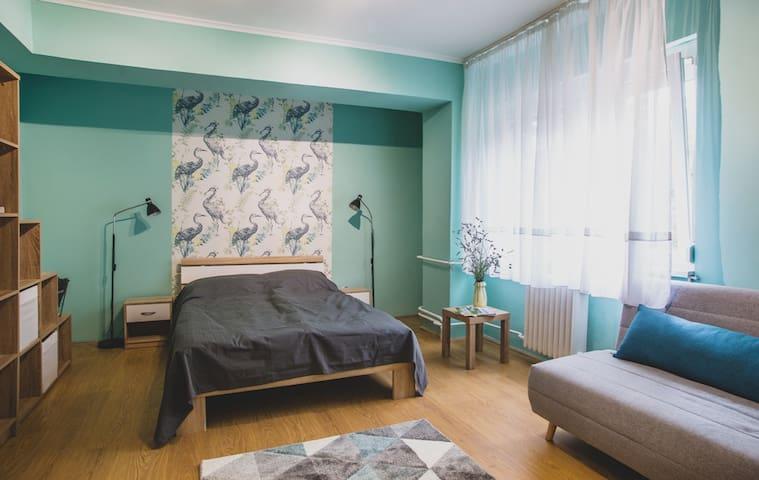 Tücsök Apartman - Szegeden mindenhez közel