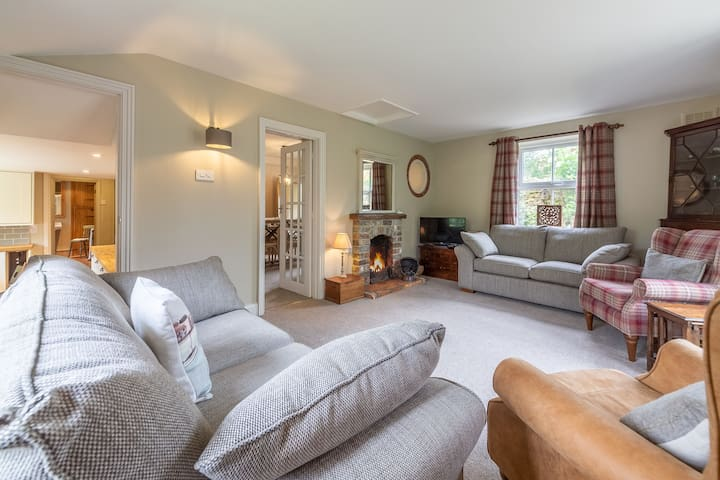 A very attractive detached character house