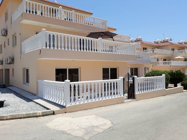 Beautiful  One Bedroom  Ayia Napa Apartment
