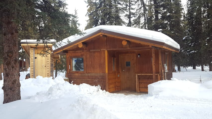The Coho Cabin  **NEW 2020**