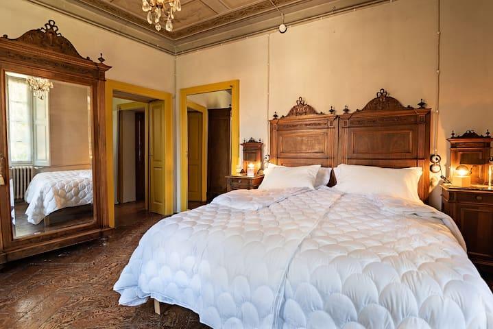 B&B Villa Rosalinda Junior Suite with Garden View