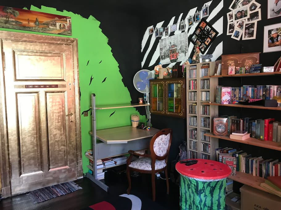 Your office Corner, if you need with LapTop