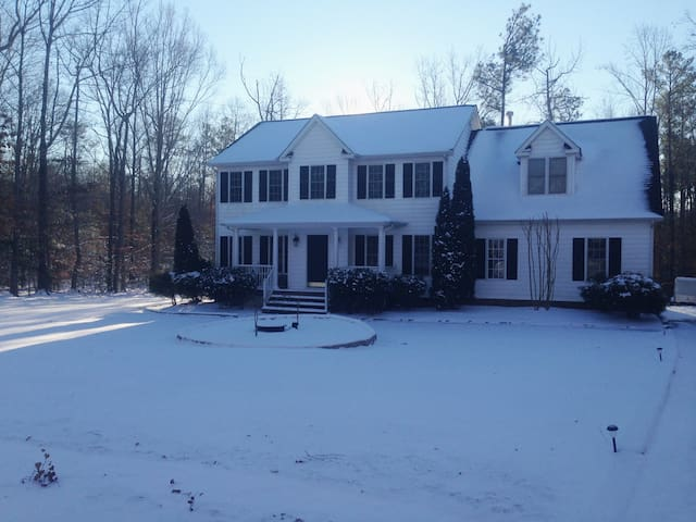 Private retreat in Hanover near RIC Airport