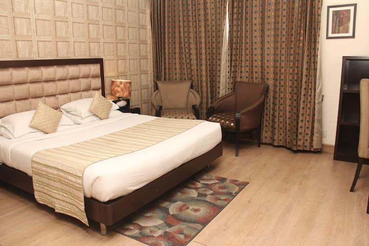 South City Studio Apartments, Gurgaon