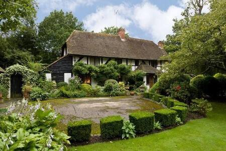 Green - Chertsey - Huis