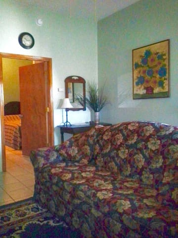 Cozy Corner Apt near SIU-Food-Bars - Carbondale - Apartamento