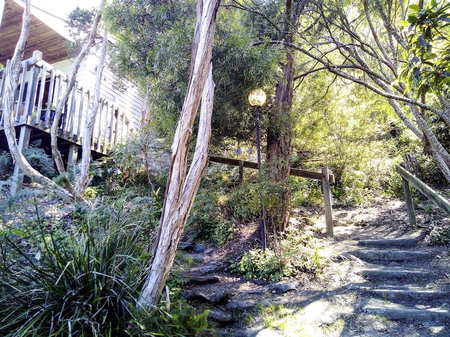 Cottage access