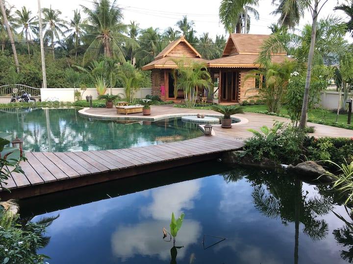 Bungalow Thai Style Samui