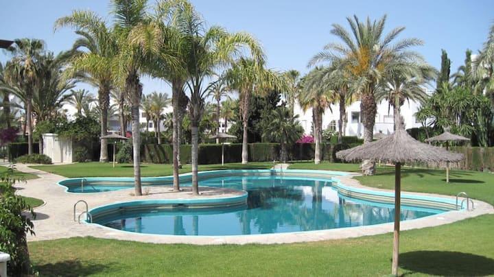 Apartamento 72 m2 en Vera Playa, Almeria