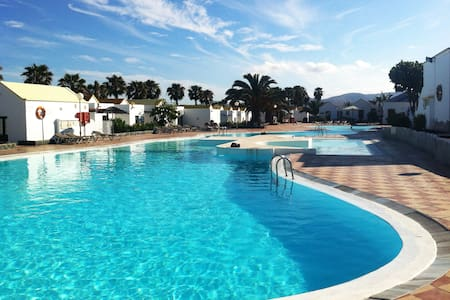 Bungalow in Caleta Fuste Castillo / Fuerteventura - Castillo Caleta de Fuste