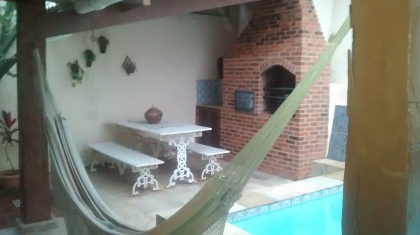 DOBLE BED ROOM + PRIVATE BATHROOM - Río de Janeiro - Casa