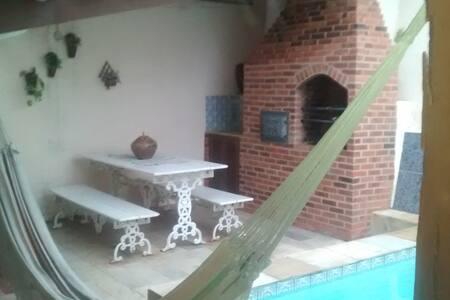 DOBLE BED ROOM + PRIVATE BATHROOM - 리우데자네이루 - 단독주택