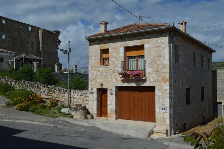 Casa Rural cómoda y funcional.