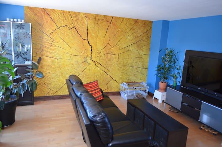 Chambre conviviale dans maison moderne bien située - Mirabel