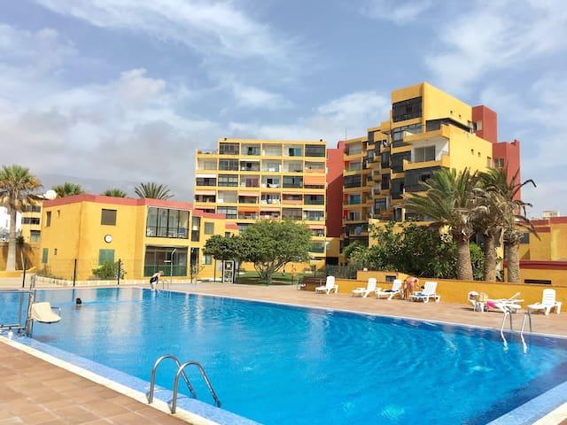 Apartamento junto al Océano