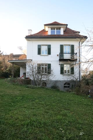 Spaceous family home near to Zurich - Oberrieden