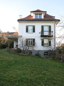 Spaceous family home near to Zurich - Oberrieden - Rumah