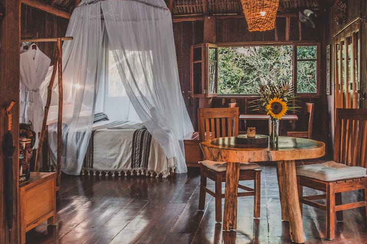 Authentic Luxury Tree House in Tulum