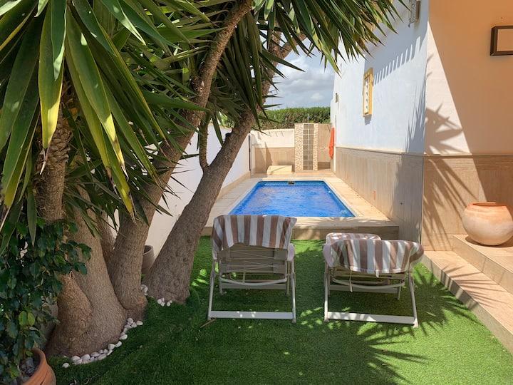Casa en una playa de Alicante