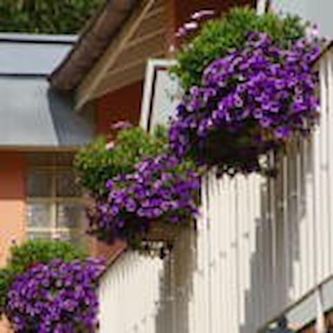 Hotel Morgensonne ***S mit Appartements, (Badenweiler), Einzelzimmer Balkon Kat. II