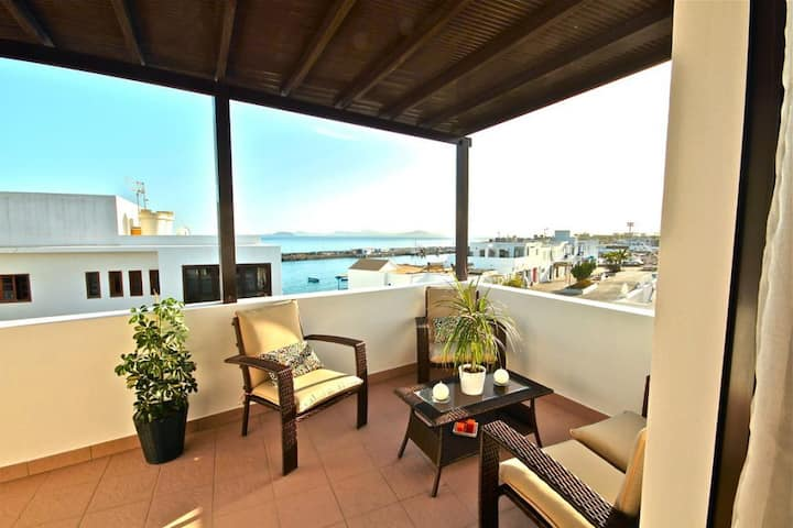 Apartamento Puerto 2 - Preciosas vistas al mar