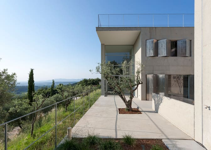 "Contemporary ""architect design house"" in Provence! - Saint-Didier - Huis"