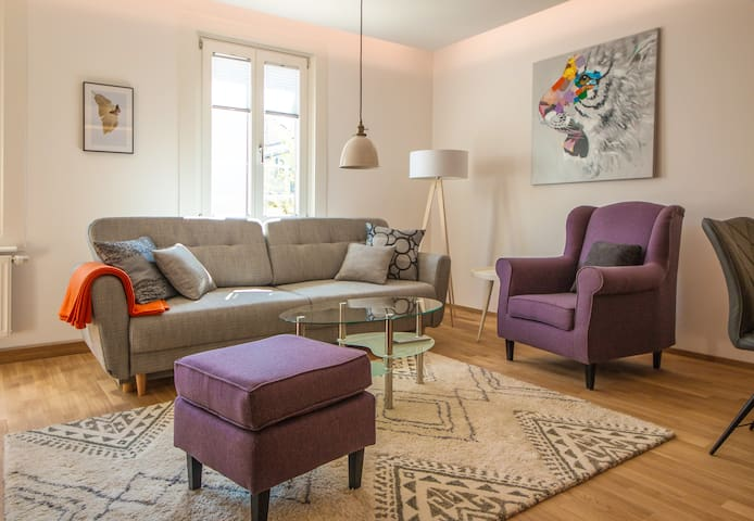 Suite HYGGE - living experience in Dornbirn center