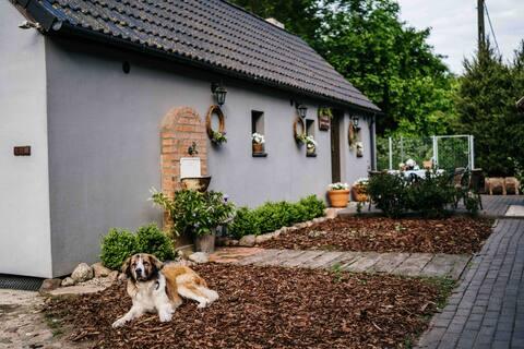 Chata Oleńka i Agata