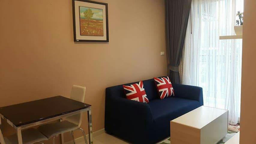 Netureza condo minium Pattaya rent 414/62 floor 3