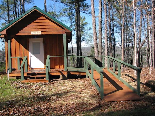 Shoal Bass Cabin #4