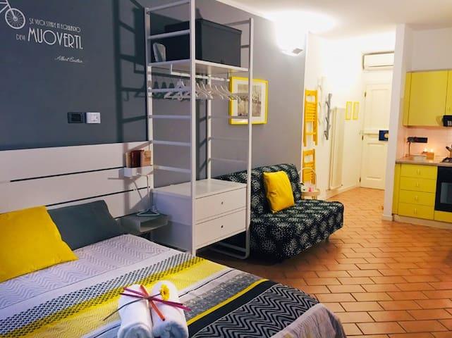 Guest House Ferrara -  Apartment