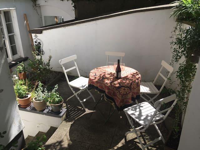 Clifton village garden apartment