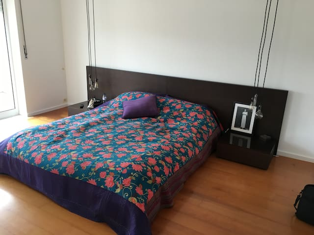 Penthouse Apartment Rooms in Braga - Braga - Apartemen