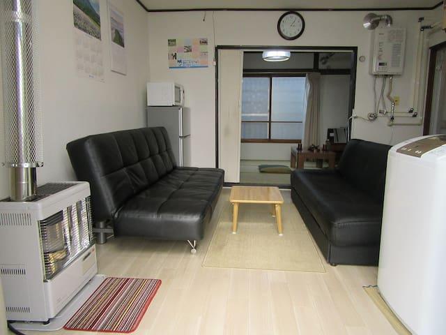 Central SapporoNearSta便利な札幌中心部駅近サッポロファクトリー近