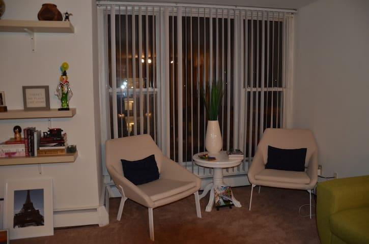 Eclectic Minneapolis U of M Apartment