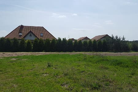 Domki Darłówo,Darłówko ,Zakrzewo 3x6os,max 18 osób - Zakrzewo - Bungalow