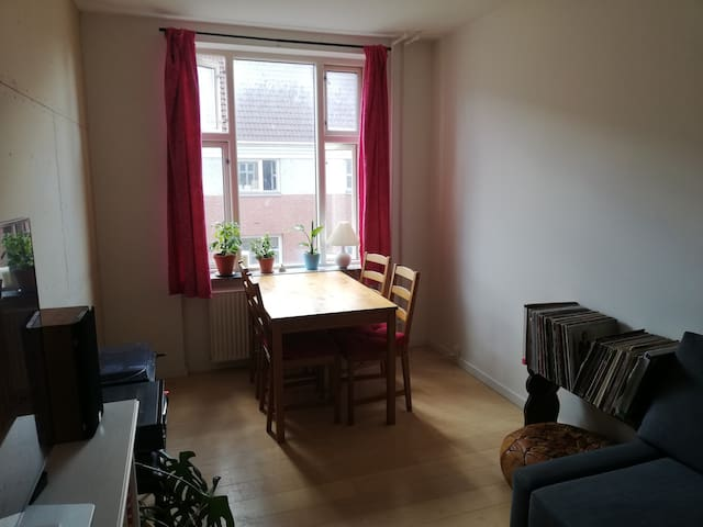 Cozy room in shared apartment close to the center