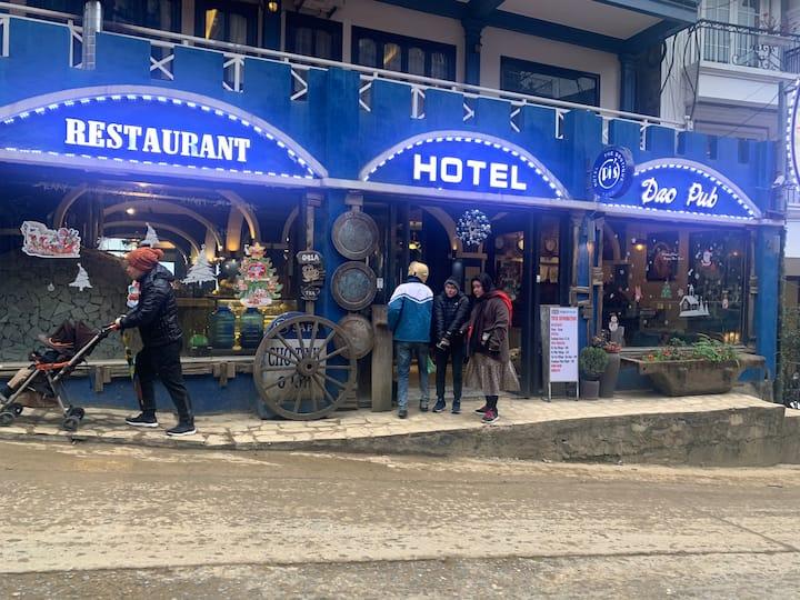 Pi's Boutique Sapa Hotel