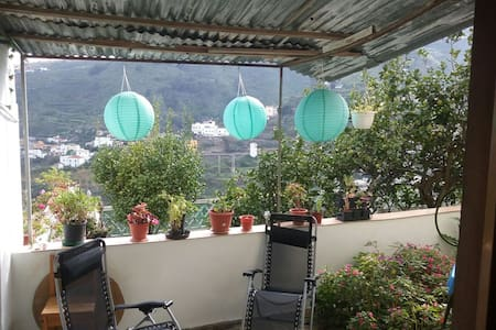 Nice room with mountain view - Miraflor - Appartement