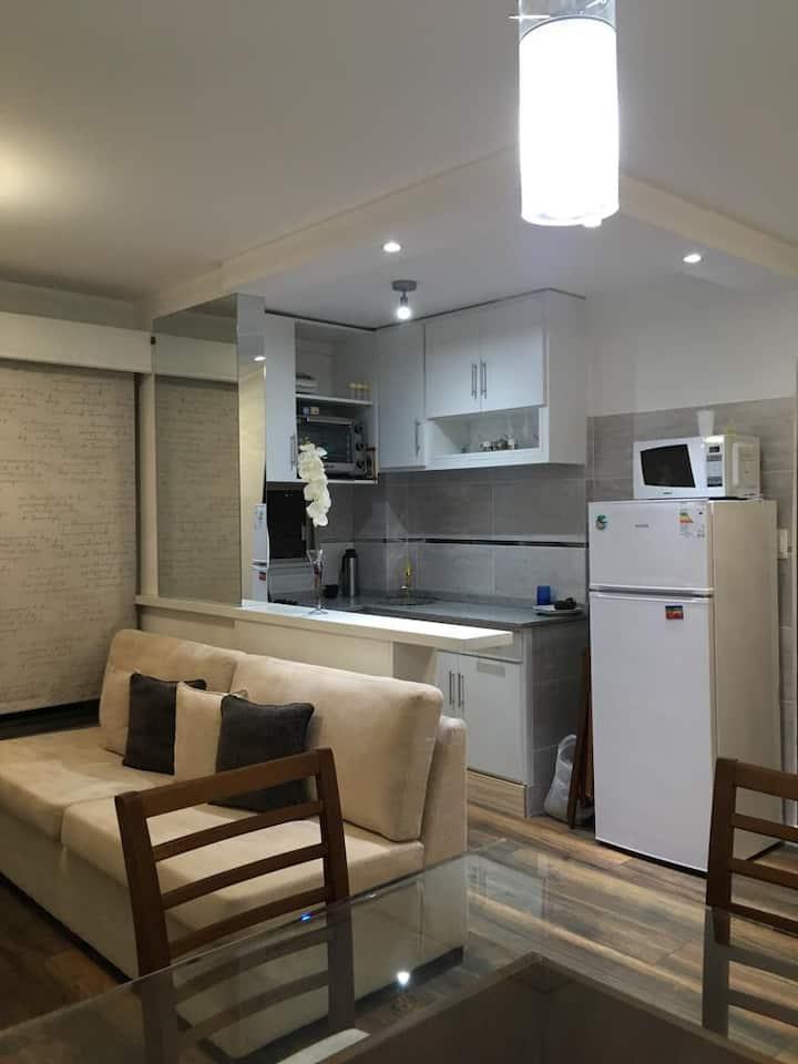 Increíble apto de 1 dormitorio en  Montevideo
