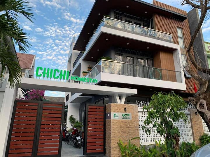 Mixed room1- ChiChi House!! Your family is here
