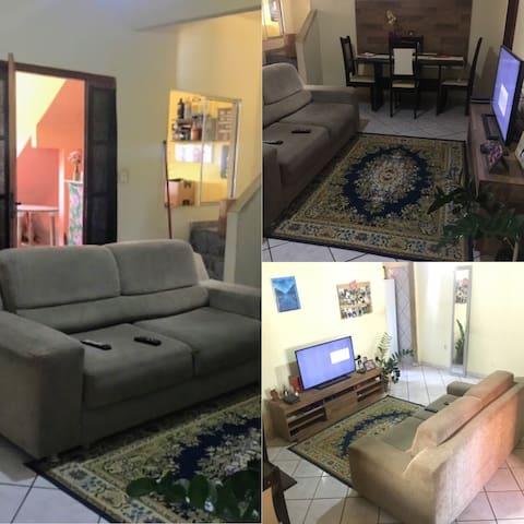 Casa em Santa Cruz, Aracruz/ES