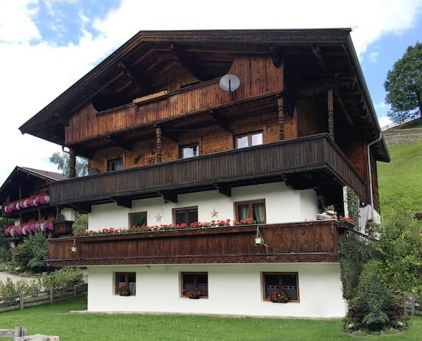 Wohnung Alpbachtal Sagtaler Spitze Alpbach - Alpbach - Condominio