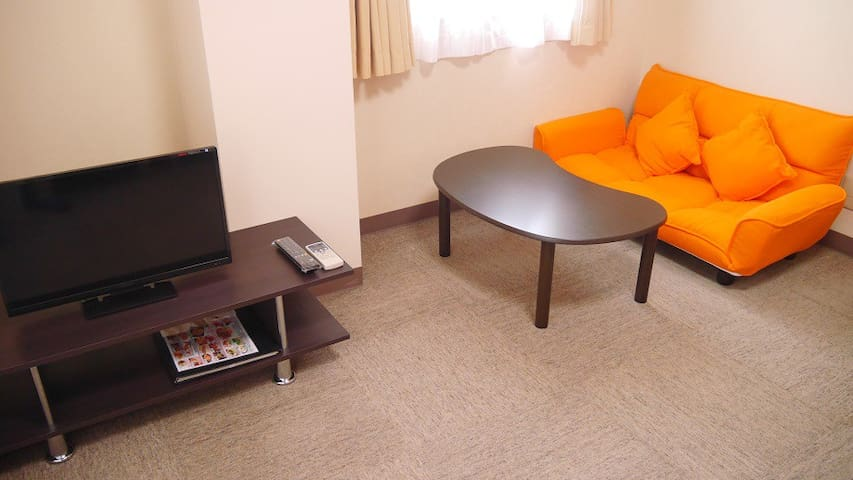 401 Clean, affordable and accommodating. - Sakura-shi - Apartment