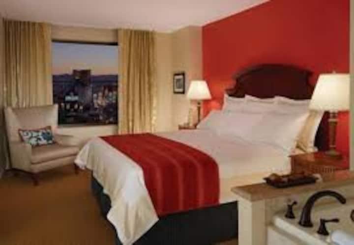 Marriott Vegas Strip   1 bedroom