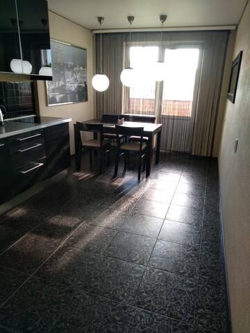 Комфортная квартира с удобным расположением