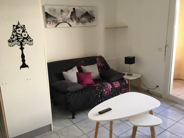 Studio sympa Anglet ( Pres de Biarritz)