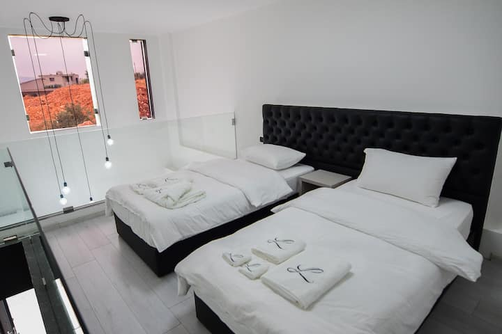 LOCANDA Motel Andaket - Signature Twin Suite