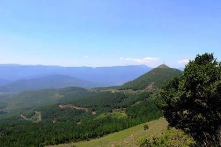 Scenic views around Sabie